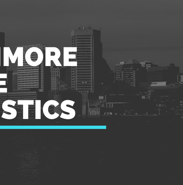 the crime stats of Baltimore city, MD