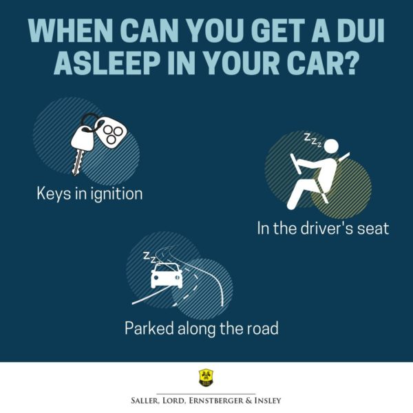 You Can Get a DUI Arrest for Sleeping in Your Car