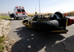 hire a motorcycle accident attorney right away so they can help you collect evidence