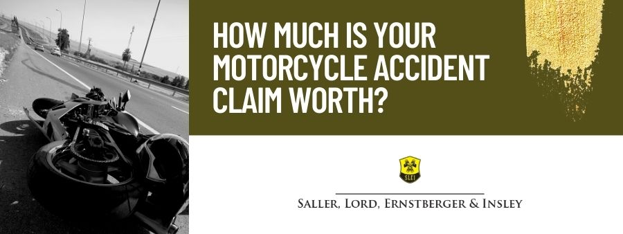 How Much Is Your Motorcycle Accident Claim Worth?