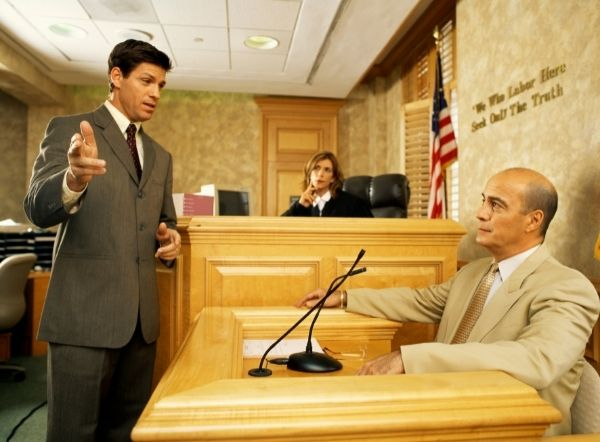 witnesses during a criminal trial